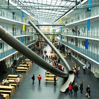 TU München Campus Garching
