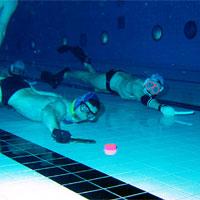 Unterwassergolf