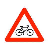 Achtung Fahrradfahrer