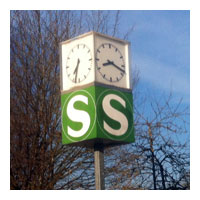 S-Bahnstation
