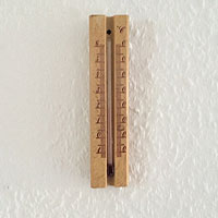 Innenthermometer