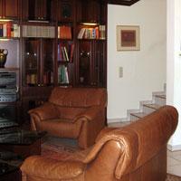 Sessel (ein Sessel)