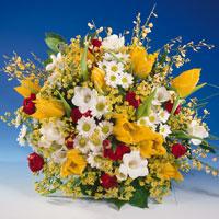 x-beliebiger Blumenstraus